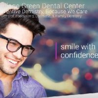 Logo for Village Green Dental Center