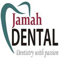 Logo for Jamah Dental Care & Dental Implant Center