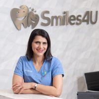 Logo for Smiles4U Family Dental