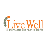 Logo for Live Well Chiropractic and Pilates Center