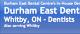 Durham East Dental