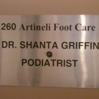 Logo for Artineli Foot Care Solutions