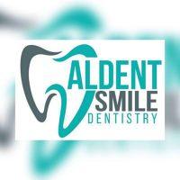 Logo for Aldent Smile Dentistry