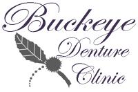 Logo for BUCKEYE DENTURE CLINIC