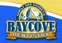 Logo for Baycove Family And Cosmetic Dentistry LLC