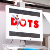 Logo for Dots Dental Care
