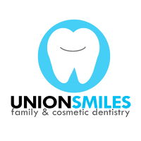 Logo for Union Smiles Family & Cosmetic Dentistry