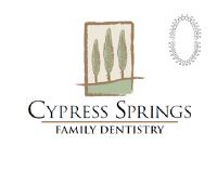 Logo for Cypress Springs Family Dentistry