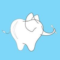 Logo for ele-dent pediatric dentistry