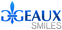 Logo for Geaux Smiles