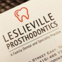 Logo for Leslieville Prosthodontics