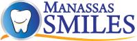 Logo for Manassas Smiles