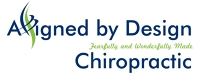 Logo for Aligned By Design Chiropractic