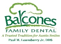 Logo for Balcones Family Dental