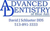 Logo for Advanced Dentistry of Blue Ash - David J Schlueter DDS
