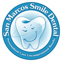 Logo for San Marcos Smile Dental