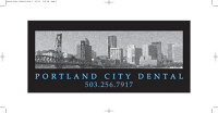 Logo for Portland City Dental