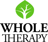 Logo for Whole Therapy