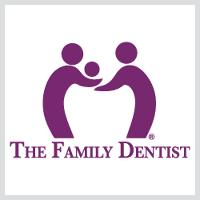 Logo for The Family Dentist