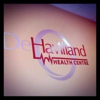 Logo for Dehavilland Health Centre