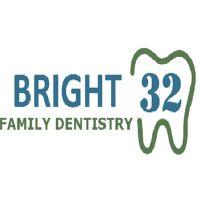 Logo for Bright 32 Family Dentistry