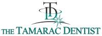 Logo for The Tamarac Dentist