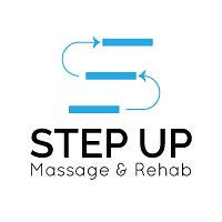 Logo for Step Up Massage & Rehab - Adelaide