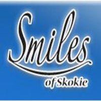 """Logo for Dr. Dave's """"Smiles of Skokie"""""""