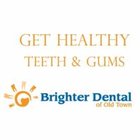 Logo for Brighter Dental of Old Town