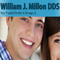 Logo for Dr. William J. Millon, DDS