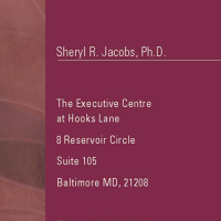 Logo for Sheryl R. Jacobs, Ph.D., P.C.