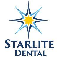 Logo for Starlite Dental