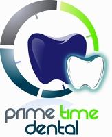 Logo for Prime Time Dental