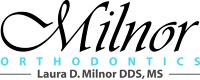 Logo for Milnor Orthodontics