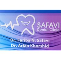 Logo for Safavi Dental Clinic