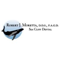 Logo for Robert J. Moretta, D.D.S., F.A.G.D.
