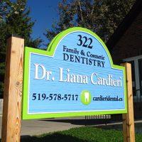 Logo for Dr. Liana Cardieri Dentistry