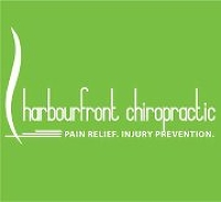 Logo for Harbourfront Chiropractic