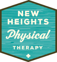 Logo for New Heights Physical Therapy Plus
