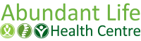 Logo for Abundant Life Health Centre