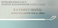 Logo for R S Family Dental