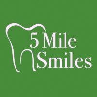 Logo for 5 Mile Smiles