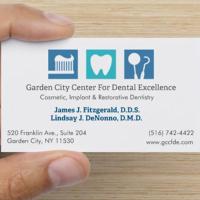 Logo for Garden City Center for Dental Excellence