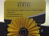 Logo for Anderson Dental