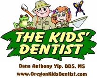 Logo for The Kids' Dentist, PC