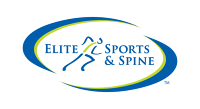 Logo for Elite Sports and Spine