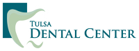 Logo for Tulsa Dental Center/ Dr. Joanna Roulston