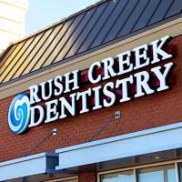 Logo for Dr. Rami Sater, Rush Creek Dentistry