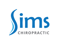 Logo for Sims Chiropractic