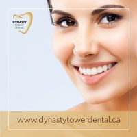 Logo for Dynasty Tower Dental